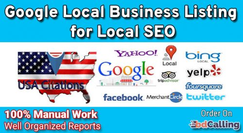 Do Google Local Map Citations Or Local Business Listing For Local SEO